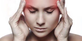 Na bóle głowy - fizjoterapia